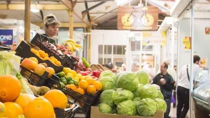Ціни на овочі, фрукти та м'ясо в Україні: що зміниться через посуху