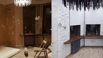 До і після: як ремонт змінює квартиру – вражаючі фото