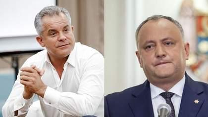 Молдовський президент нібито взяв хабар від олігарха: депутат оприлюднив скандальне відео
