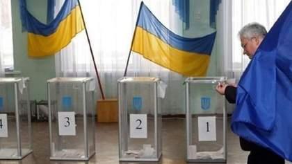 Українці зможуть голосувати на місцевих виборах за місцем фактичного проживання