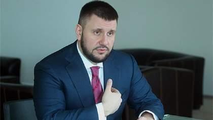 Суд объяснил отмену ареста Клименко – экс-министра времен Януковича
