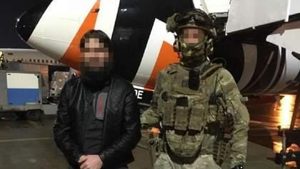 """Украина экстрадировала одного из ключевых главарей """"ИГИЛ"""""""