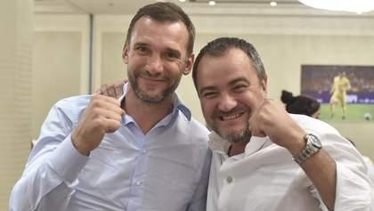 Дело Павелко: Шевченко и Блохин обратились к Разумкову с критикой следственной комиссии