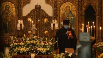 В Україні з 22 травня дозволили відвідувати церковні служби
