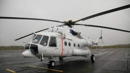 Під Москвою розбився військовий вертоліт: екіпаж загинув