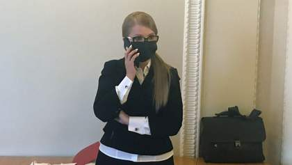 Тимошенко отдыхала в спа, нарушая карантин и прогуливая Раду