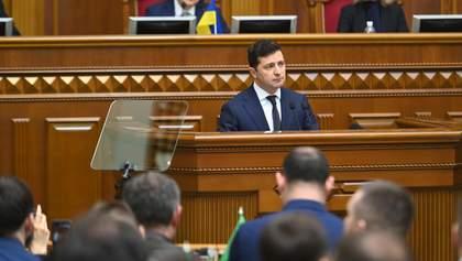 При каких условиях Зеленский готов распустить Раду: заявление президента