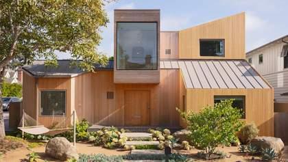 Коли море зовсім поруч: екологічний дизайн будинку для відпочинку з Каліфорнії – фото