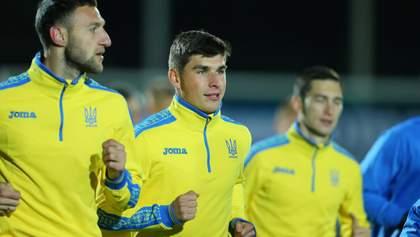 Збірна України з футболу у топ-30 найдорожчих команд світу