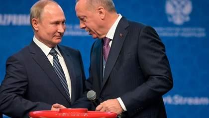 Путін вліз у ще одну зовнішню війну
