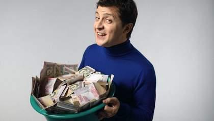 Для Зеленского не бедность: что можно купить за 250 долларов в Украине