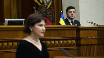 Назначение Венедиктовой – худшее решение Зеленского за год: оценка экспертов