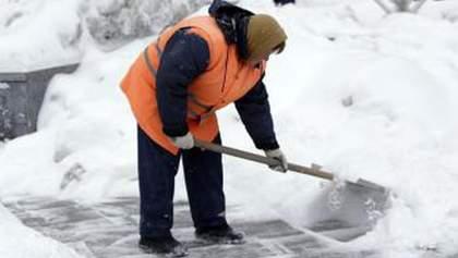 Зима в Киеве была без снега, а на уборку потратили больше, чем в прошлом году