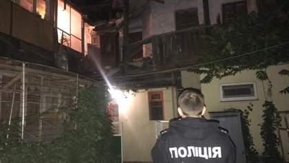 В Одесі обвалився ще один будинок: останні новини
