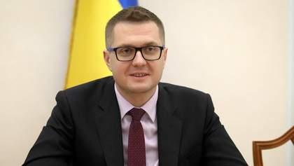 Ніякого бізнесу, лише служба: у СБУ відповіли на звинувачення Баканову
