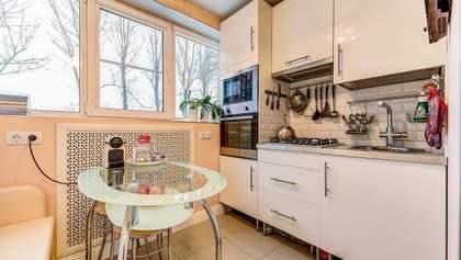 Як облаштувати маленьку кухню: кращі ідеї