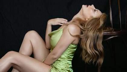 Тіна Кароль знялася у фотосесії без білизни: еротичне фото