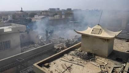Катастрофа самолета в Пакистане: нашли тела всех погибших