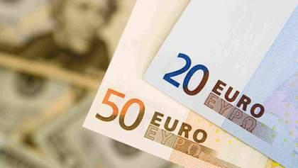 Курс валют на 25 травня: євро пішов донизу, долар – без змін