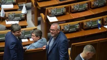 Суд відпустив ексдепутата під заставу у мільйон гривень, до цього він вже заплатив 15 мільйонів