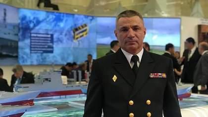 Не розуміє ажіотажу: адмірал Воронченко назвав причини своєї відставки