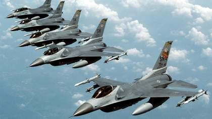 Скільки разів НАТО перехоплювало літаки РФ над Європою торік: вражаюча цифра