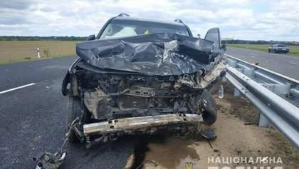 Жахлива аварія з чотирма загиблими: за кермом позашляховика міг бути колишній народний депутат