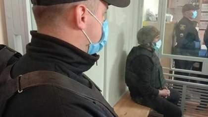 Можлива кровна помста: ЗМІ розповіли, чому Захаренко на суді був у касці та бронежилеті