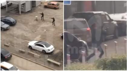 """""""Разборки"""" со стрельбой в Москве устроили представители похоронного бизнеса"""