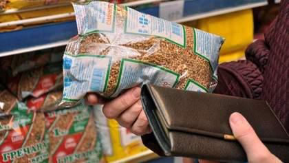 """""""Чутлива"""" гречка та інші: названо продукти, які навесні подорожчали і подешевшали найбільше"""