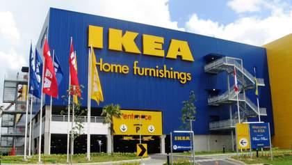 IKEA приостанавливает работу своего интернет-магазина в Украине: причины