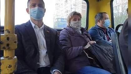 """Это фейковая сенсация, – Тищенко о своем проезде """"зайцем"""": видео"""
