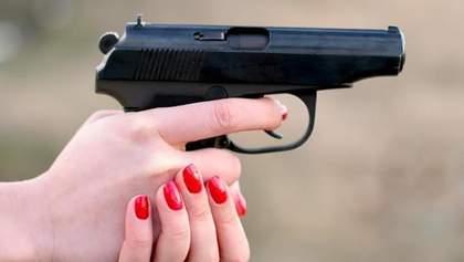 Девушка стреляла в прокурора Пипку в Кривом Роге: появилось видео (+18)