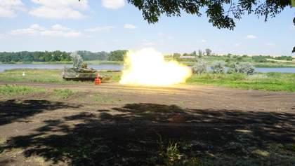 На Донбасі серед наших без втрат, а от четверо окупантів постраждали