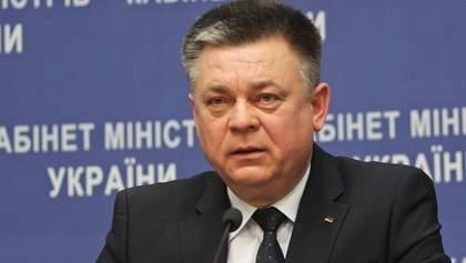 Суд в Україні заочно арештував ексміністра оборони Лебедєва через розстріли Майдану