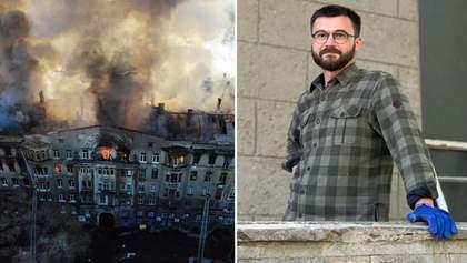 Пожежа в коледжі на Троїцькій: активісти захищають арештованого Андрія Хаєцького – подробиці