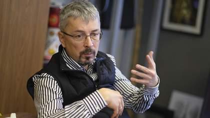 Кресла в Раде очень неудобные, – Ткаченко прокомментировал баллотирование в мэры Киева