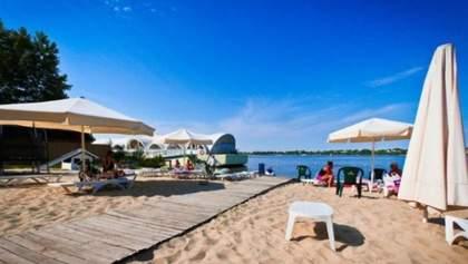 Пляжи Киева готовят к открытию: какие ограничения там будут действовать