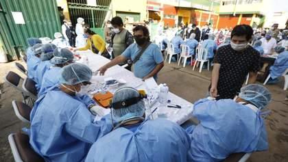 ВОЗ назвала новые эпицентры коронавируса