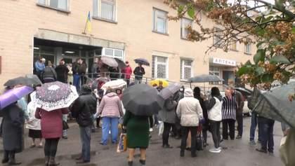 Не хватает денег: на Черкасщине вспыхнули протесты из-за закрытия больницы – видео