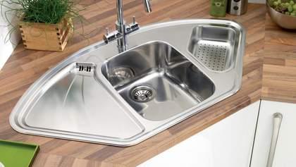 Як вибрати сантехніку для кухні: основні правила та нюанси
