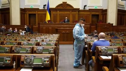У Ради має бути можливість звільняти міністрів, – Разумков