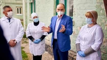 Страхування українських медиків, які працюють з коронавірусом: яку ідею підтримав Зеленський