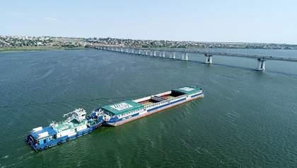 Використовується 10% можливостей: чому ЄС підтримує реформу річкових перевезень в Україні