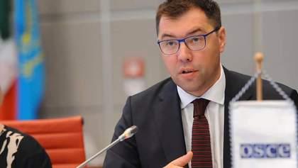 За санкції проти Росії в МЗС відповідатиме Олексій Макеєв: що про нього відомо