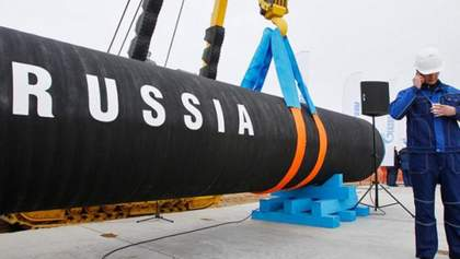 """Росія збирається будувати """"Північний потік-2"""" попри санкції США"""
