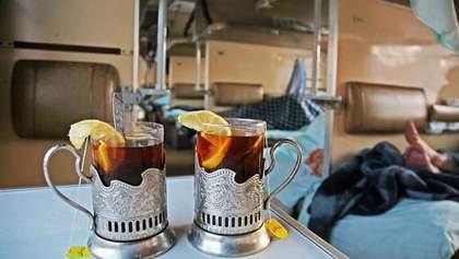 Запуск поездов: напитков не будет и надо иметь собственную посуду