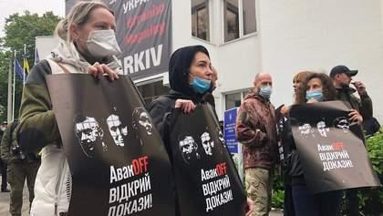 Аваков, покажи докази: під МВС протестують через справу Шеремета – фото