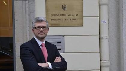 Зухвале приниження України і українців, – Мельник вперше прокоментував образи Шредера