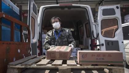 В Китаї заявили, що ринок в Ухані не був джерелом COVID-19